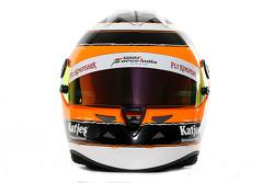Nico Hulkenberg, Sahara Force India Formula One Team helmet