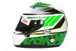Heikki Kovalainen, Caterham F1 Team helmet