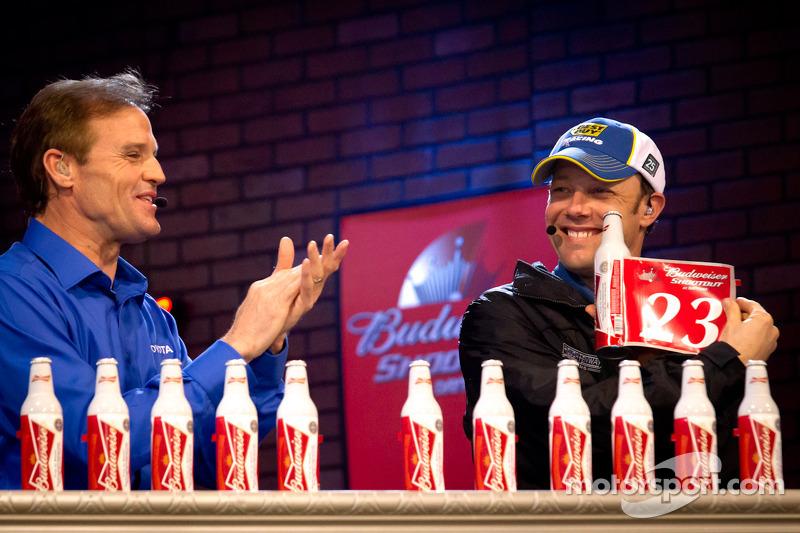 Kenny Wallace en Matt Kenseth, Roush Fenway Racing Ford