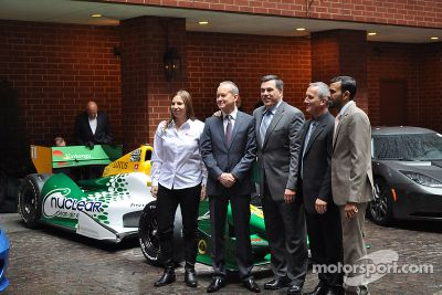 Lotus HVM Racing season launch