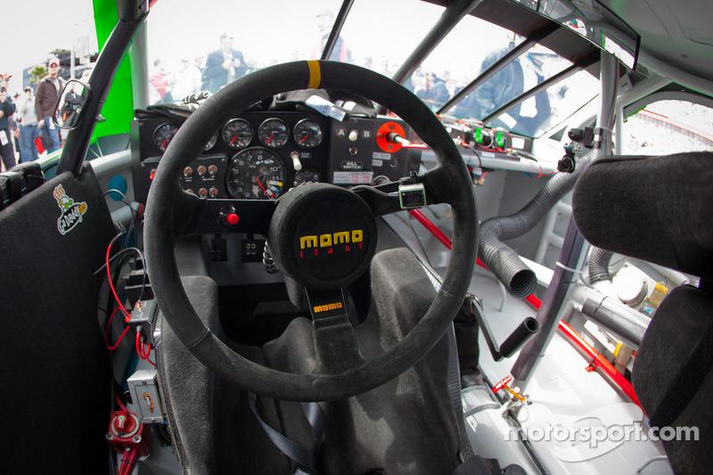 Cockpit Of Danica Patrick Jr Motorsports Chevrolet At Daytona