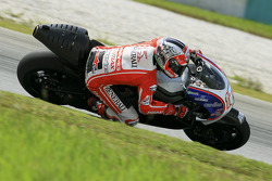 Franco Battaini, Ducati Test Team