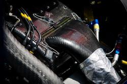 Engine detail on the car of Alex Tagliani, Team Barracuda - BHA Lotus