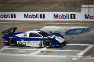 #60 Michael Shank Racing with Curb-Agajanian Ford Riley: Oswaldo Negri, John Pew testing on Friday March 9