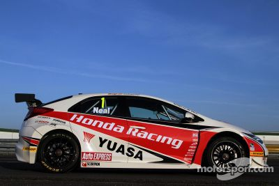 Honda Racing unveils their 2012 challenger