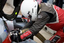 Audi Sport Team Joest refueler