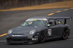 #21 Hitotsuyama Racing Porsche 911 Cup: Cyndie Allemann
