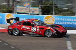 #50 Team Panoz Racing, Panoz Avezzano GT: Ian James