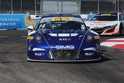 #14 GMG Racing, Porsche 911 GT3 R: James Sofronas