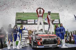 Кріс Мік, Пол Нейгл, Citroën World Rally Team
