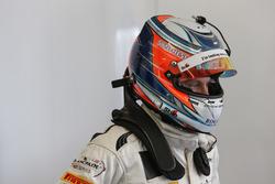 #44 Strakka Racing, McLaren 650 S GT3: David Fumanelli