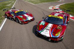 Presentación Ferrari 488 GTE