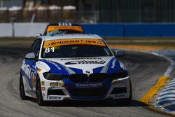 #81 BimmerWorld Racing BMW 328i: Ari Balogh, Greg Liefoogh