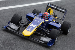 GP3-Test in Estoril, März