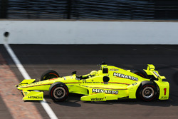 Indianapolis March testing