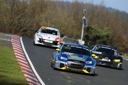 Matthias Wasel, Marcus Löhnert, Artur Goroyan, Audi RS3 LMS TCR