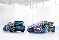 Hoonigan Racing Division design livery