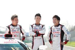 Toyota TS050 Hybrid launch