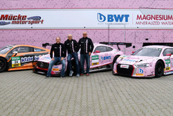 Bekanntgabe: Mücke Motorsport