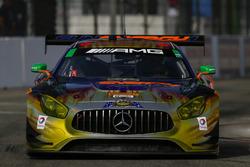 #75 SunEnergy1 Racing Mercedes AMG GT3: Boris Said, Tristan Vautier