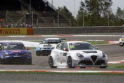 Микела Черрути, GE-Force, Alfa Romeo Giulietta TCR