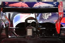 Formel-1-Test in Sachir, April