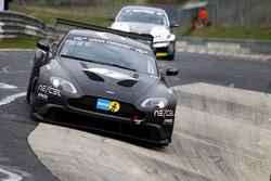 #7 Aston Martin Lagonda, Aston Martin Vantage GT8: Darren Turner, Nicki Thiim, Peter Cate, Florian Kamelger