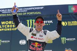 Ganador Mattias Ekström, EKS, Audi S1 EKS RX Quattro