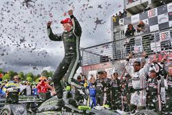 Ganador, Josef Newgarden, Team Penske Chevrolet