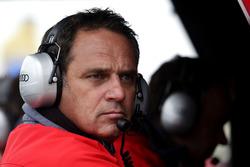 Руководитель Audi Sport Team Abt-Sportsline Ханс-Юрген Абт