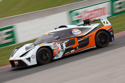 #8 Mantella Autosport KTM Xbow GT4: Anthony Mantella
