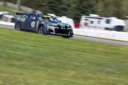 #10 Blackdog Speed Shop Chevrolet Camaro GT4.R: Lawson Aschenbach