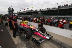 Jack Harvey, Andretti Autosport Honda