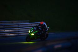 #3 AM Moto Racing Competition, Kawasaki ZX 10 R: Adrien Ganfornina, Alexandre Ayer, Roman Maitre