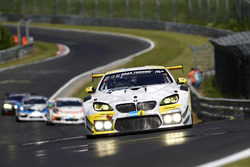 №100 Walkenhorst Motorsport, BMW M6 GT3: Кристиан Кронье, Микеле ди Мартино, Матиас Хенкола, Нико Менцель