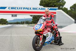 Test Dario Marchetti al Paul Ricard