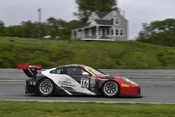 #16 Wright Motorsports Porsche 911 GT3 R: Michael Schein, Jan Heylen