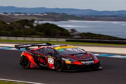 #23 Lamborghini R-EX: Roger Lago, David Russell