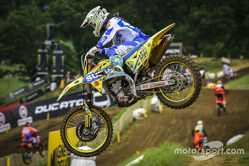 Jeremy Seewer, Suzuki