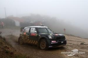 Armindo Araujo and Miguel Ramalho, Mini John Cooper Works WRC, Armindo Araújo World Rally Team