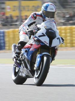 7-Sebastien Gimbert-BMW S1000 RR-BMW Motorrad France Team Thevent