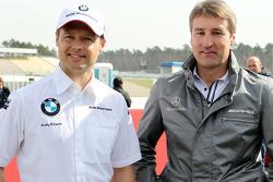 Andy Priaulx and Bernd Schneider