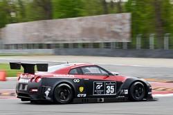 #35 GT Academy Team RJN Nissan GT-R NISMO GT3: Chris Ward, Jann Mardenborough, Alex Buncombe