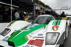#54 Black Swan Racing Lola B11/80 HPD: Tim Pappas, Jeroen Bleekemolen