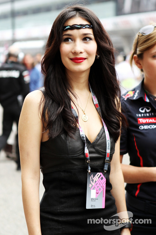 Celina Jade Actress At Chinese Gp