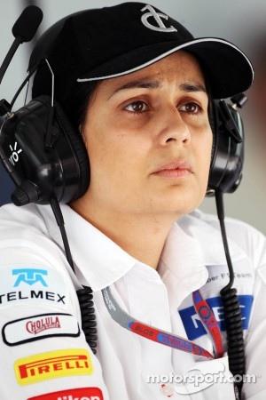 Monisha Kaltenborn, Sauber Managing Director