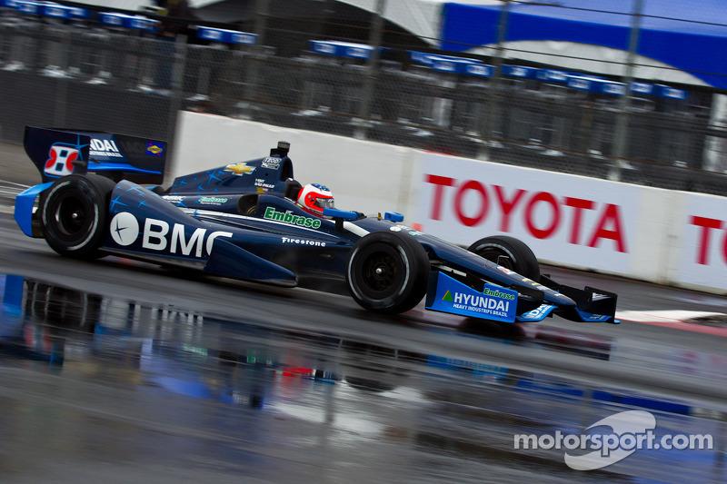 Rubens Barrichello, KV Racing Technology Chevrolet