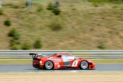 #3 AF Corse  Ferrari 458 Italia: Filip Salaquarda, Toni Vilander