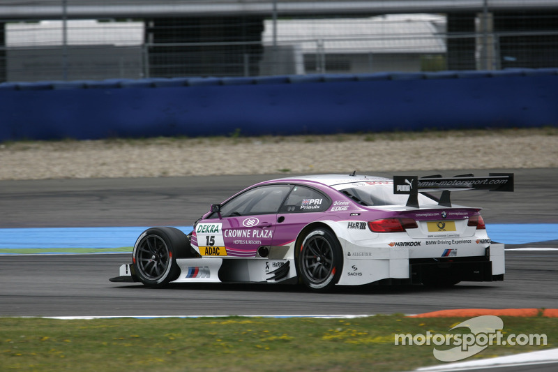 2012: Andy Priaulx (BMW) in Hockenheim