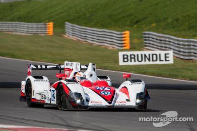 Greaves Motorsport test